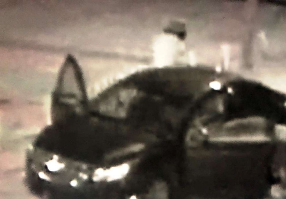 PHOTO: Nashville police are looking for this vehicle in connection with several shootings in the city this month.