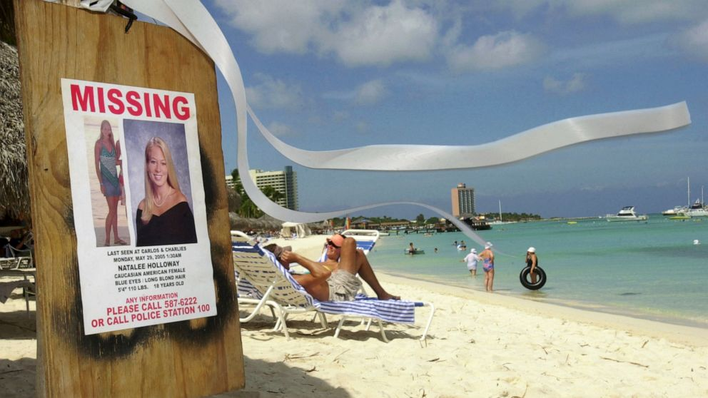 Natalee Holloway's disappearance remains unsolved nearly 15 years later: A timeline thumbnail