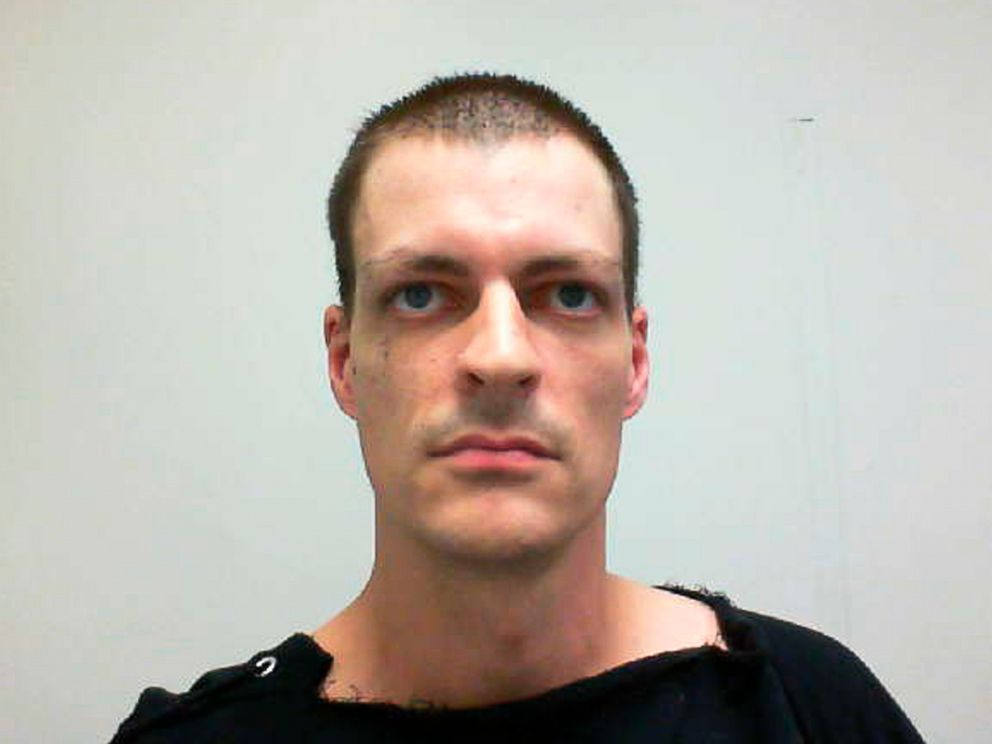 Nathaniel Kibby, 34, is seen in an undated photo released by the New Hampshire Attorney General's office.