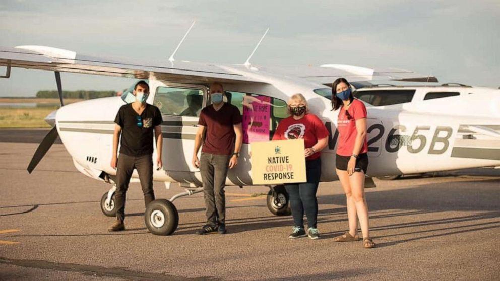 'Angel' volunteer pilots help families across U.S. during pandemic thumbnail