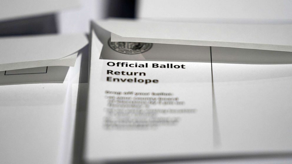 Thousands of North Carolina ballots in limbo amid challenges over rule changes
