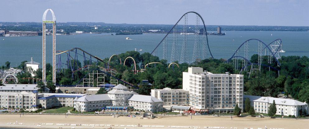 PHOTO: Cedar Point in 2003.