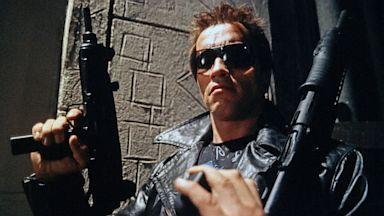 PHOTO: Arnold Schwarzenegger in The Terminator
