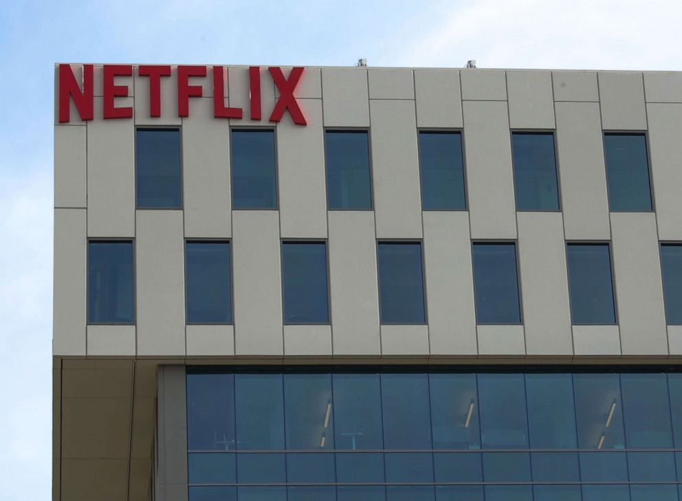 PHOTO: Netflix headquarters in Hollywood is shown in this May 5, 2017, file photo.