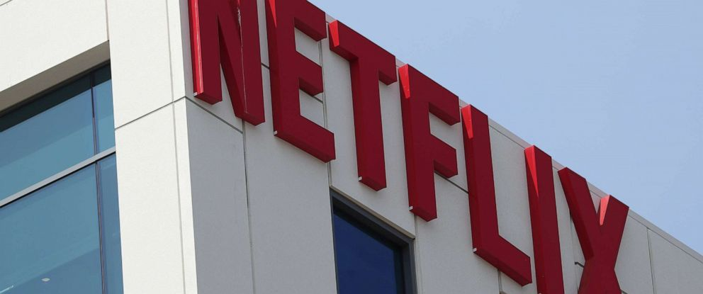 FILE PHOTO: The Netflix logo is seen on their office in Hollywood, California, July 16, 2018.