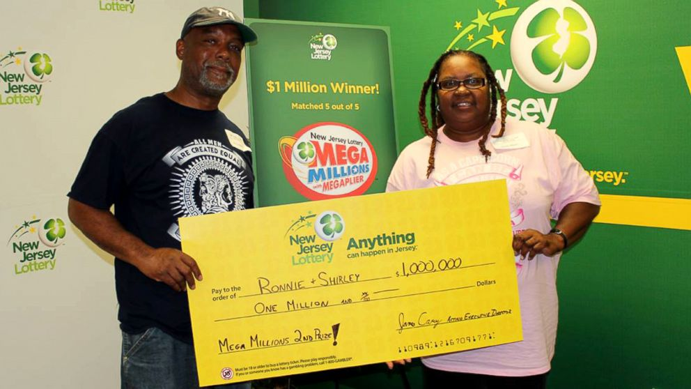 Man wins $1 million in lottery after playing numbers found in