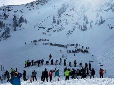 Death of second skier in avalanche at top ski resort confirmed by family
