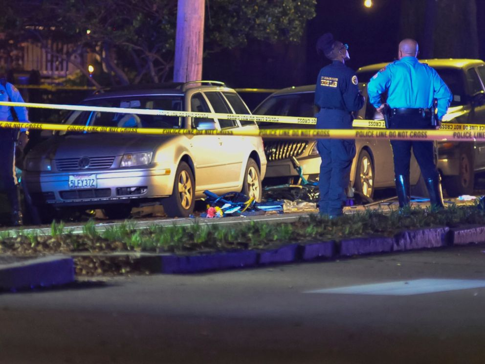 2 dead, several injured as car hits pedestrians in New Orleans while