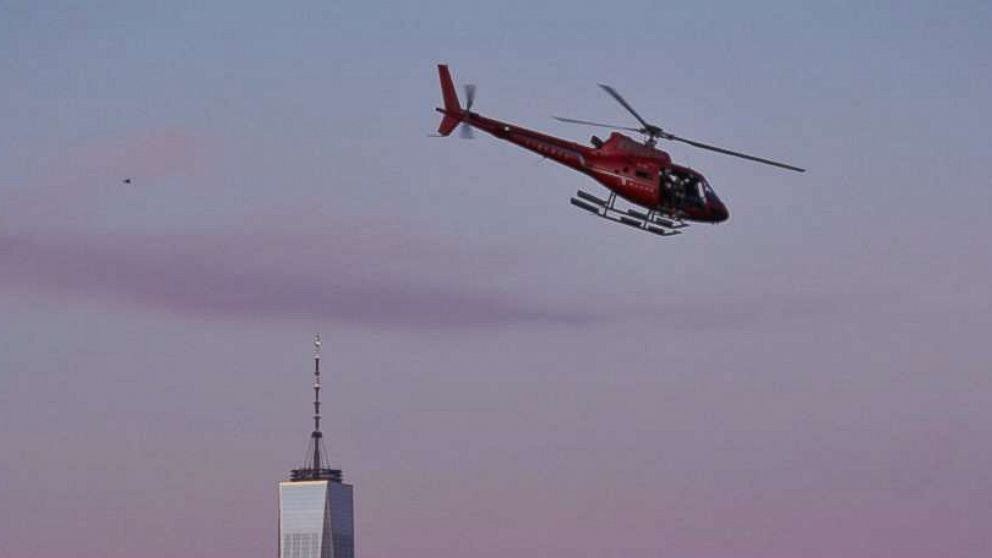 Helicopter Crash In Manhattans East River Kills All 5 Passengers