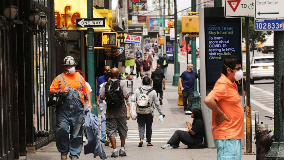 Bringing America Back: Reopening NYC, the 'second wave' debate and ...