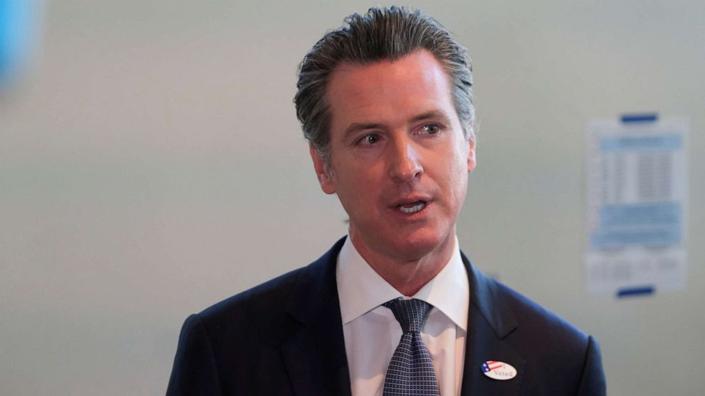 GOP groups sue to block California Gov. Gavin Newsom's mail-in ballot order