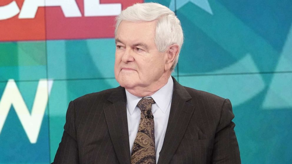Newt Gingrich weighs in on Trump comparing impeachment to 'lynching': He 'uses words more clumsily than he should'