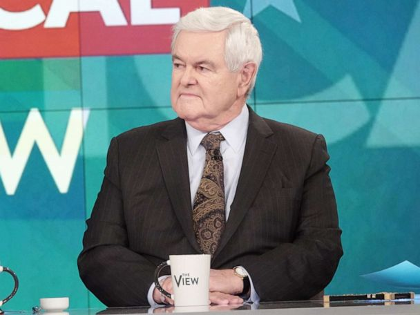 Newt Gingrich says Trump calling impeachment a 'lynching' was unnecessary