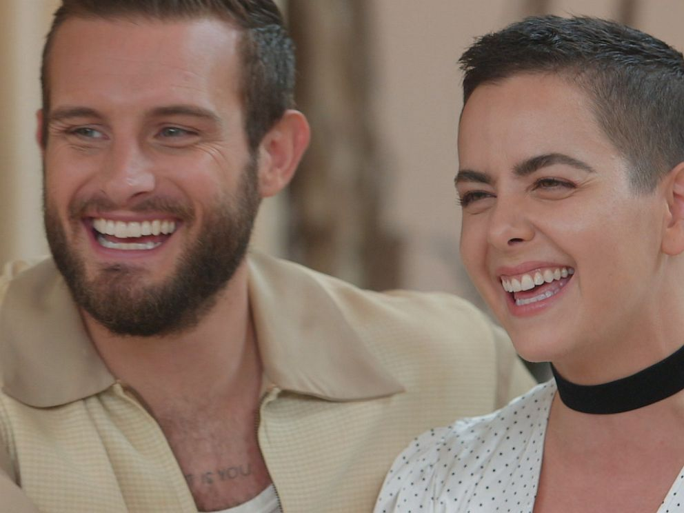 PHOTO: Actor Nico Tortorella's marriage to fitness guru Bethany C. Meyers is far from your typical boy-meets-girl love story.