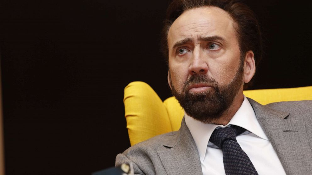 nicolas cage - photo #31