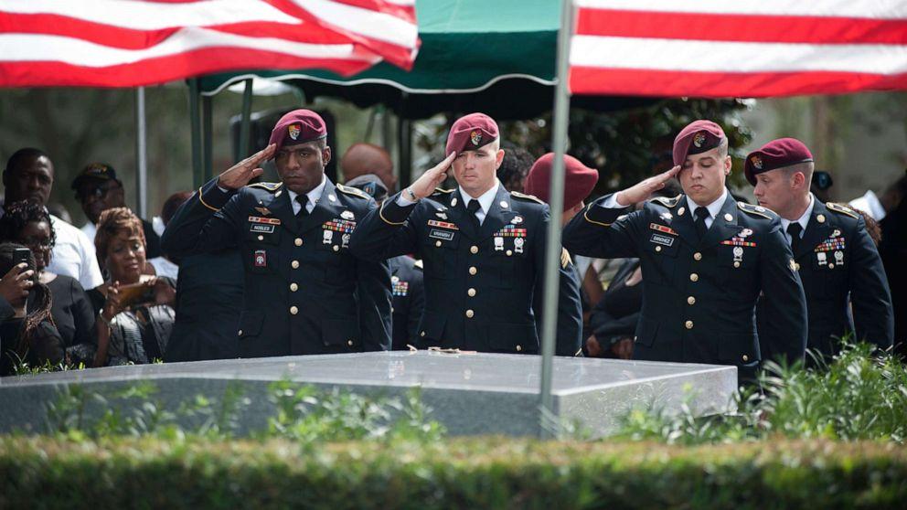 $10 juta ditawarkan untuk info tentang 2017 serangan di Niger
