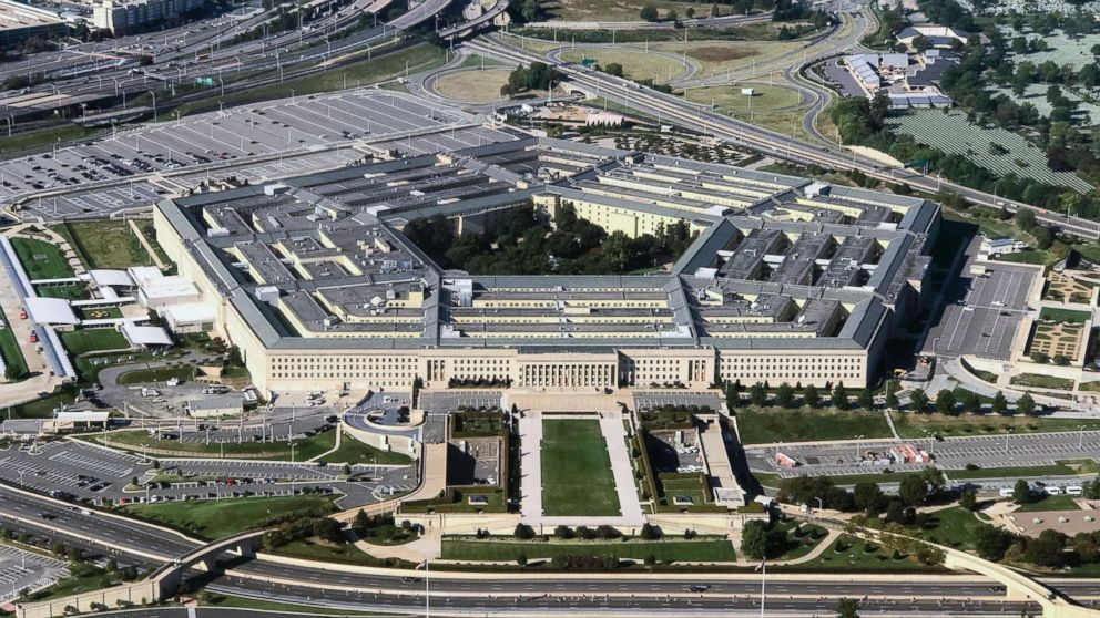 Envelopes suspected of containing ricin found at Pentagon mail center