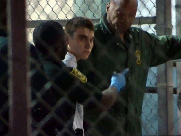 Video shows Florida shooting suspect Nikolas Cruz fighting students in 2016