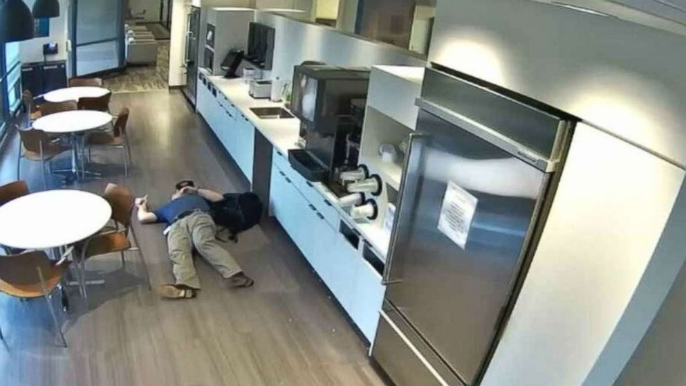 Alexander Goldinsky, 57, of Randolph, N.J., was arrested Jan. 15, 2019, and charged with fraud after surveillance video showed him apparently faking a slip-and-fall accident.