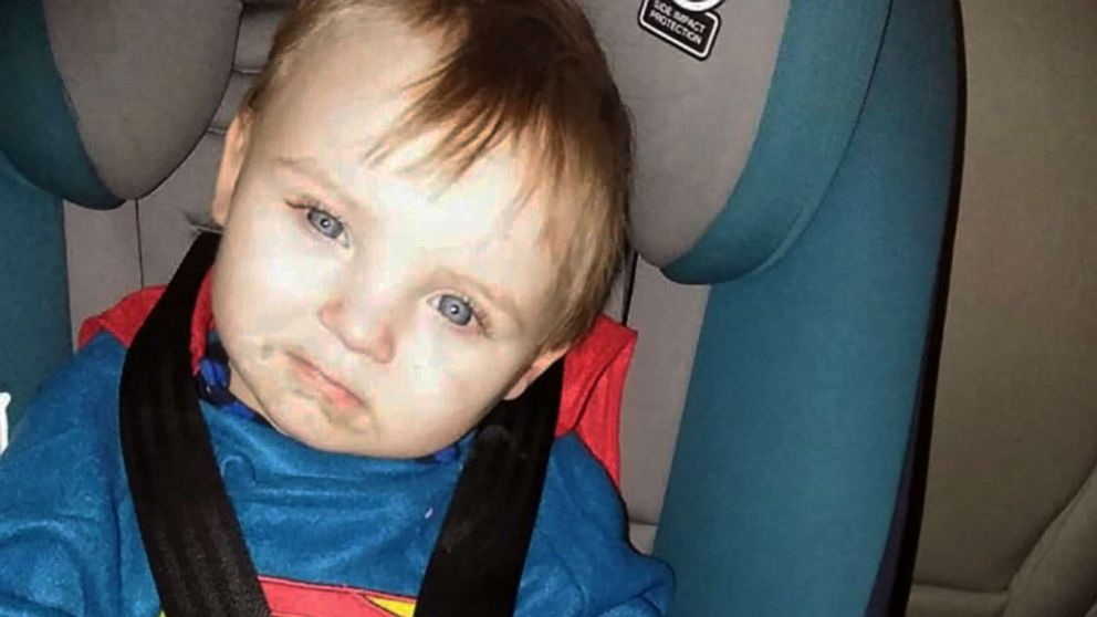 Mother charged in death of missing 2-year-old Virginia boy thumbnail