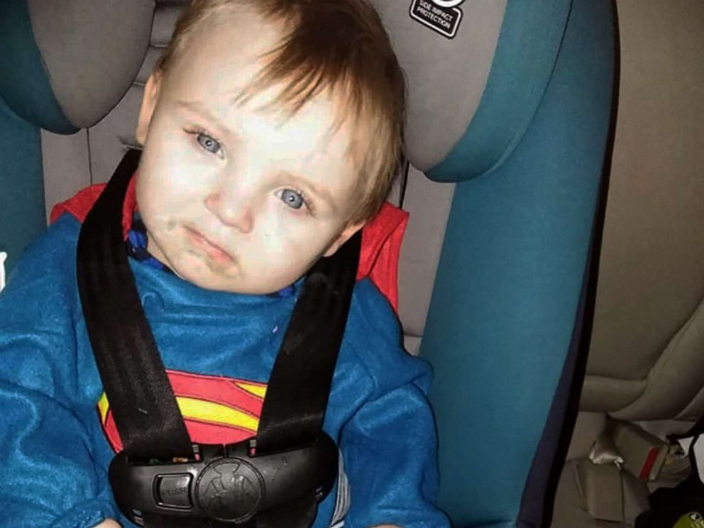 PHOTO: An undated photo of 2-year-old Noah Tomlin was posted on Twitter by the Hampton police on June 24, 2019 when they were searching for him after he went missing.