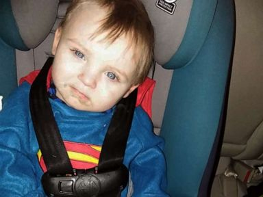 PHOTO: An undated photo of 2-year-old Noah Tomlin missing in Hampton, Va.