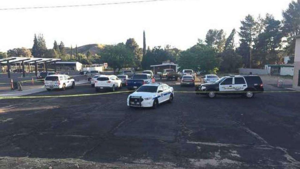 Arizona police officer killed, suspect arrested after stealing 3