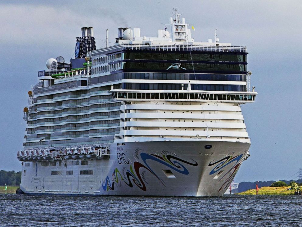 Cruise Ship Passenger Disappears Overboard Near Spain