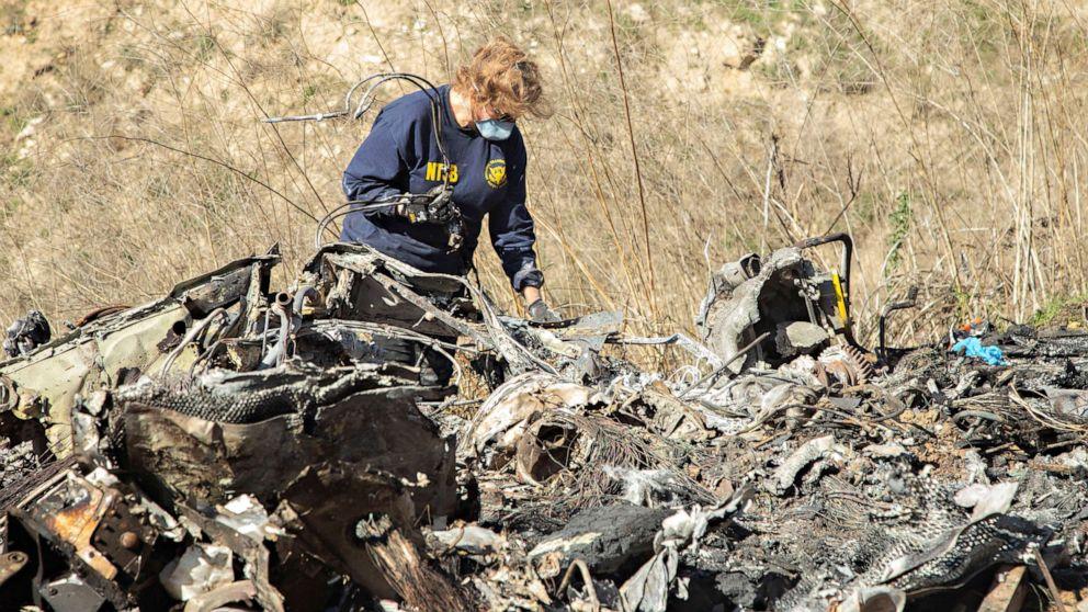 Investigators Analyzing Video That Captures Sound Of Kobe Bryant Helicopter Crash Abc News