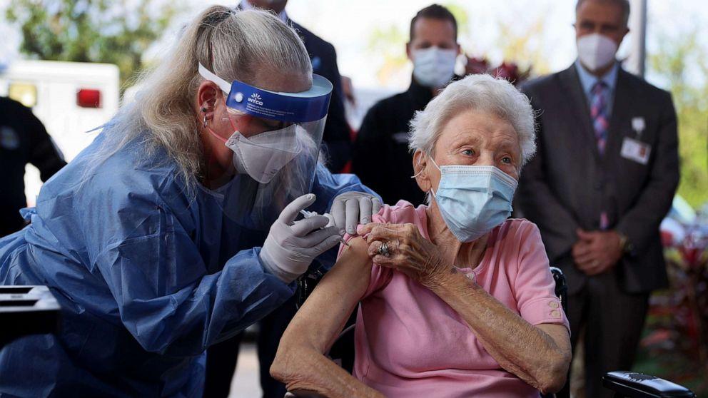 Even as nursing homes start receiving vaccine, vulnerable residents face hurdles