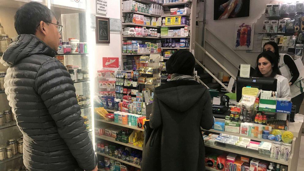 FDA reports 1st drug shortage due to novel coronavirus outbreak