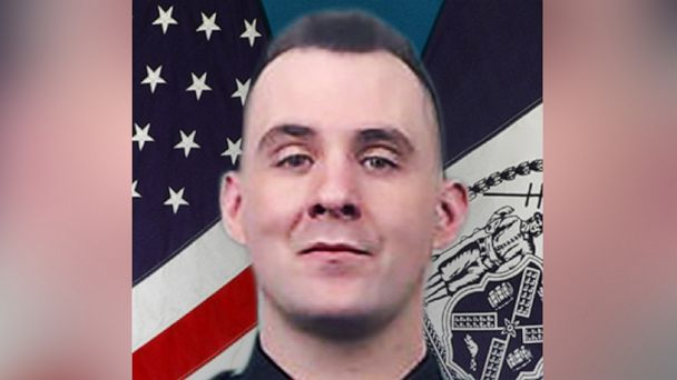 New York City police officer shot, killed in struggle with armed suspect in the Bronx