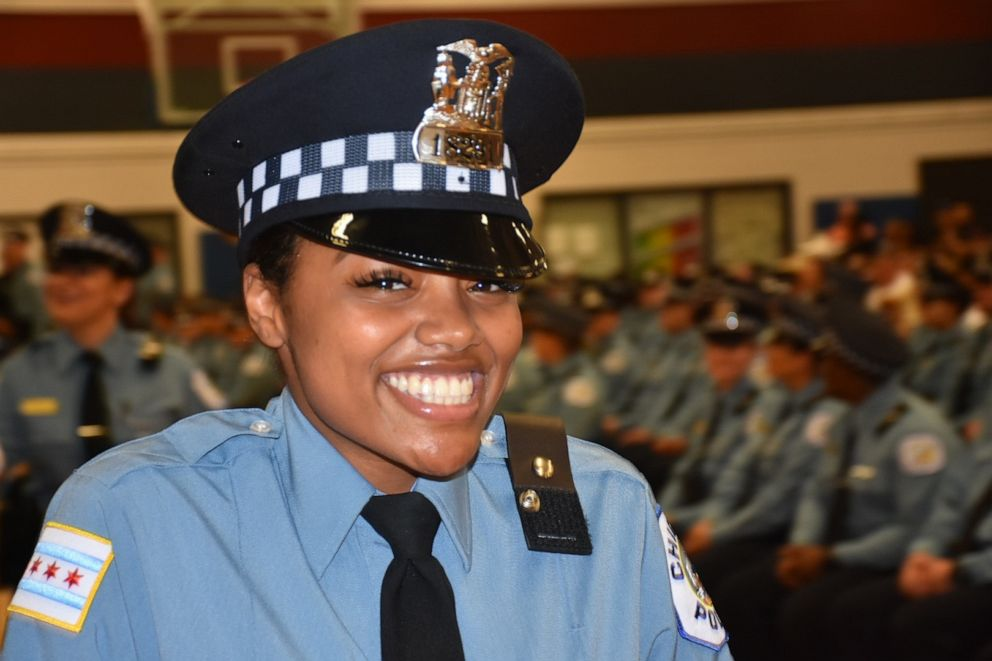 PHOTO: Chicago police officer Ravyn Morgan is shown in this undated photo.