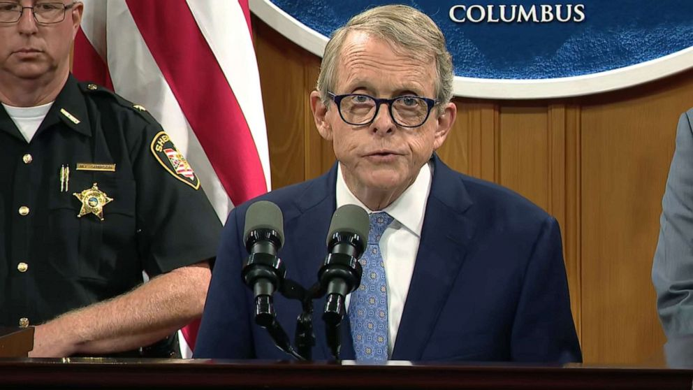 Ohio governor pushes to strengthen background checks after Dayton shooting thumbnail