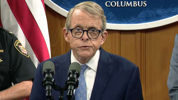 Ohio governor pushes to strengthen background checks after Dayton shooting