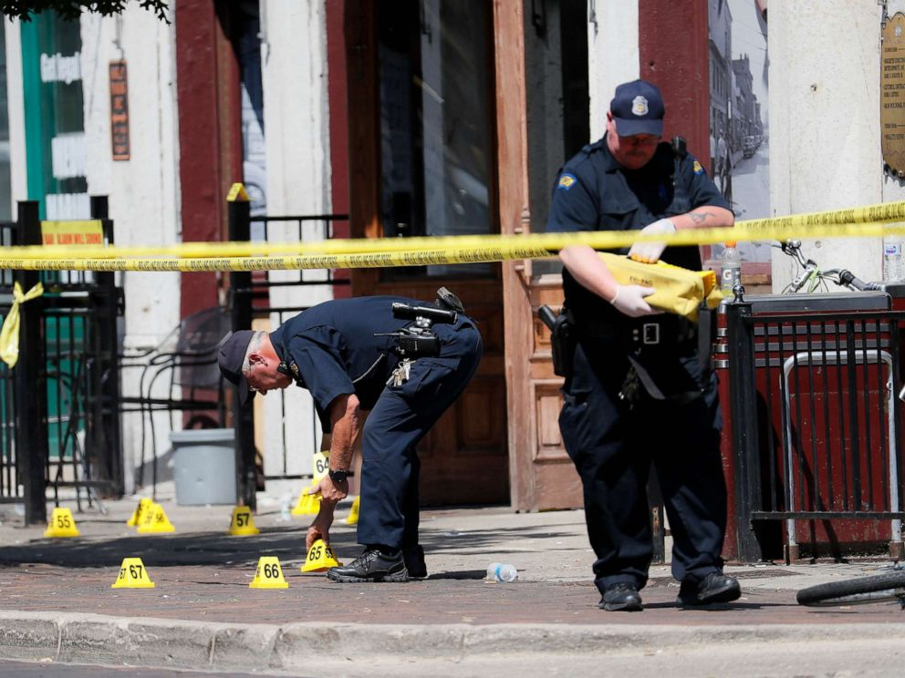 Dayton Shooter Was on Cocaine, Alcohol During Massacre, Coroner Reveals