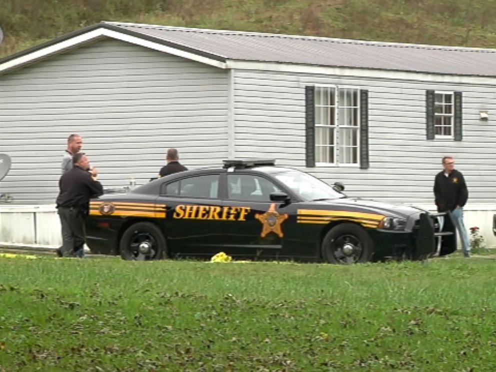 PHOTO: Authorities are investigating a quadruple killing in Lawrence County, Ohio.