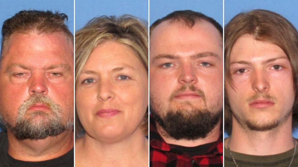 4 arrested in connection with 2016 murders of 8 family members, Ohio attorney general says
