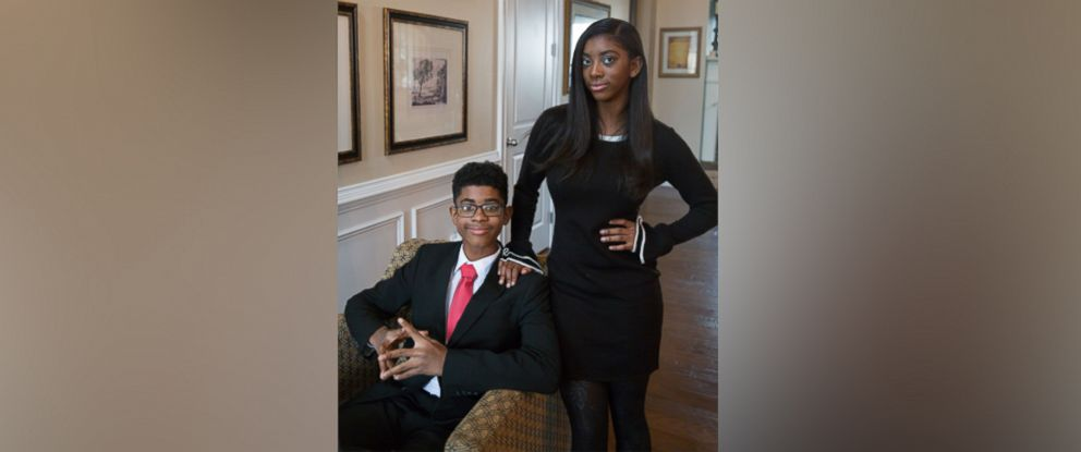 PHOTO: Siblings Hannah Lucas and Charlie Lucas created the notOK app to help people in distress.