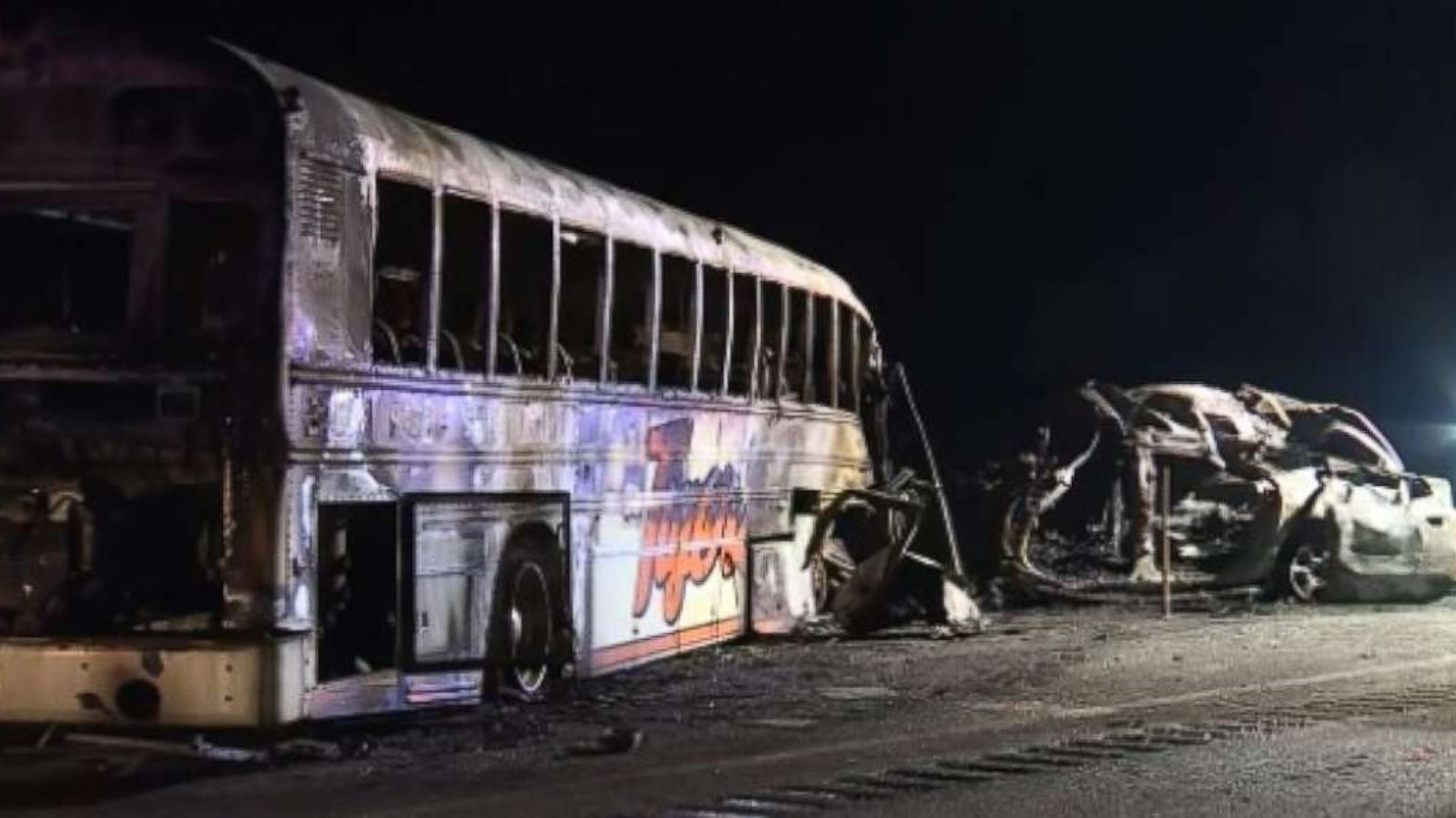 3 dead, including a student athlete, by an alleged 'drunk driver' in