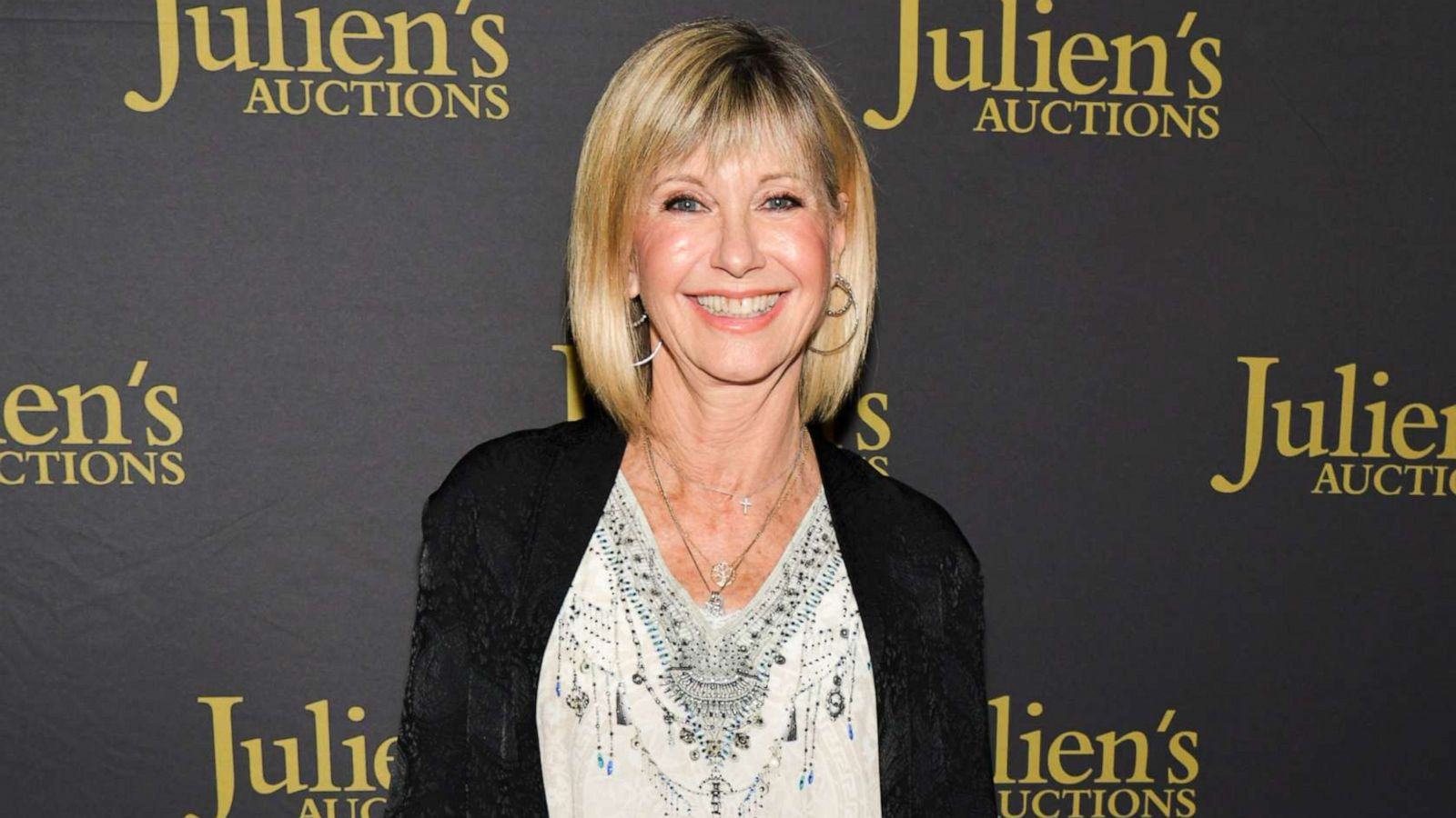 Buyer Returns Iconic Jacket To Olivia Newton John With A Message