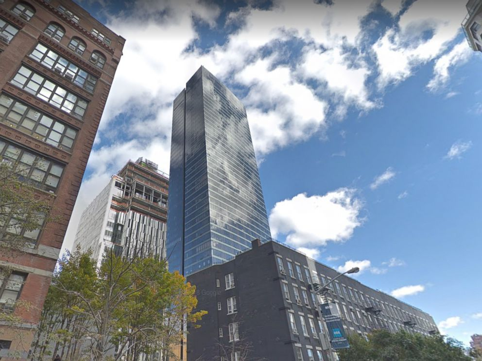 PHOTO: One East River Place in Manhattan is seen here.