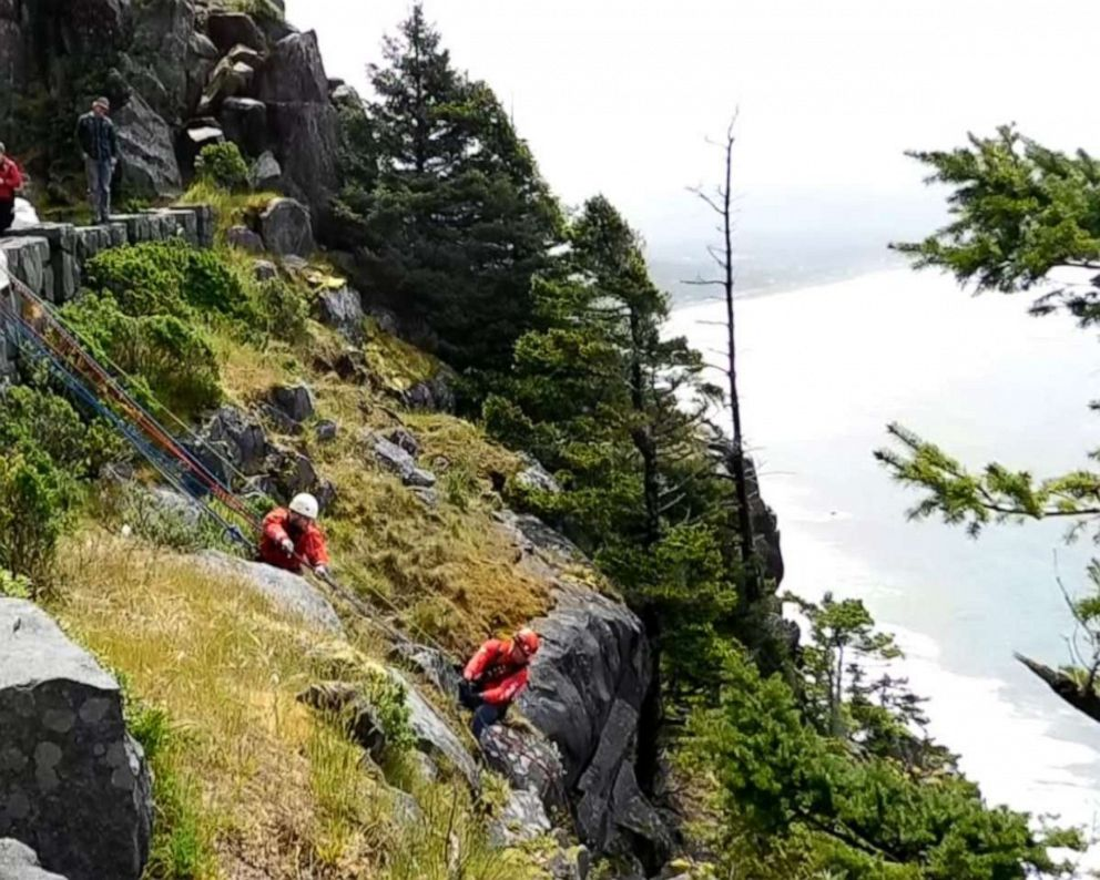 Oregon State Student Dies After Falling Off Cliff While Taking A Photo