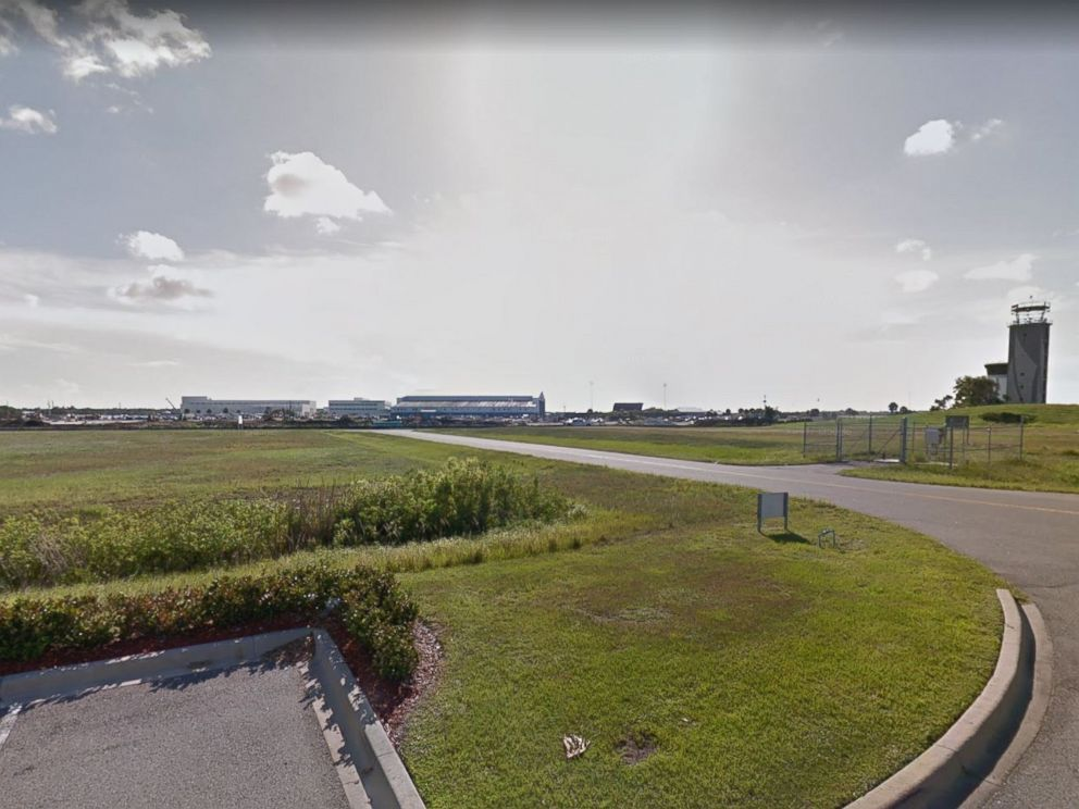 PHOTO: Orlando Melbourne International Airport in Florida is pictured in this undated Google Maps image.