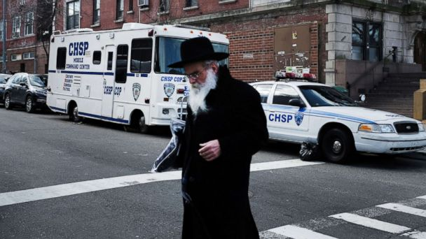 Measles outbreak spreads in New York City's Orthodox Jewish community, city health department says