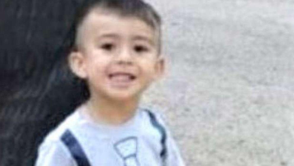琥珀のアラートを発行方不明3歳の少年後、母が死体で発見された