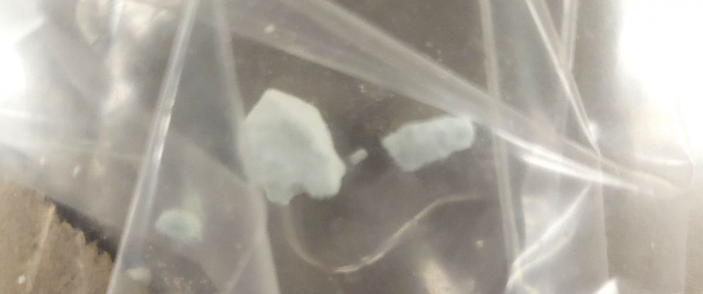 PHOTO: A photo posted by police from the scene of an overdose in Chattanooga, Tenn., June 11, 2019.