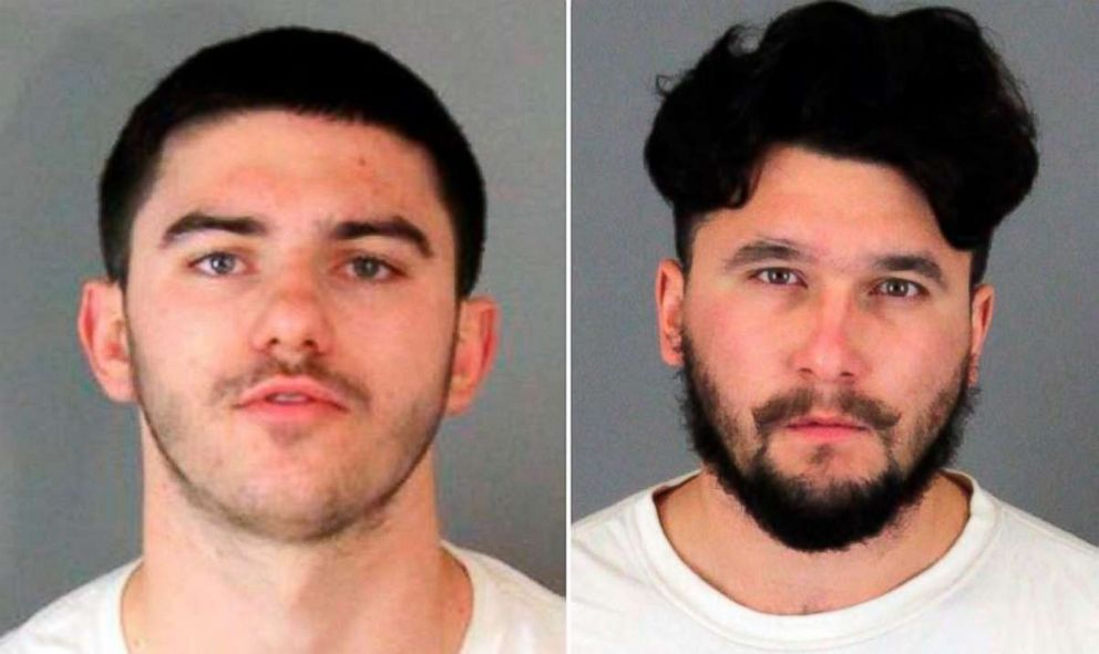 PHOTO: Brothers Owen Shover, 18, left, and Gary Anthony Shover, 21, have been charged with murder in the disappearance of Aranda Briones, 16, who has been missing since Jan. 13, 2019.