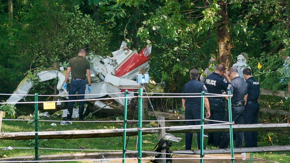 Deadly plane crash in Pennsylvania neighborhood