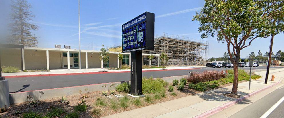 PHOTO: Pacifica High School